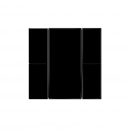 ISwitch 4 Pulsanti & Controller Sensore Umidità Temperatura Vetro