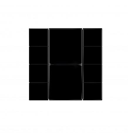 ISwitch 10 Pulsanti & Controller Sensore Umidità Temperatura Vetro