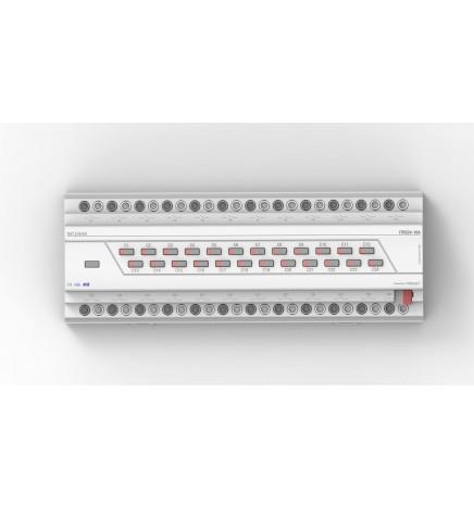 Attuatore Multifunzione 24 Canali 16A Comando Manuale