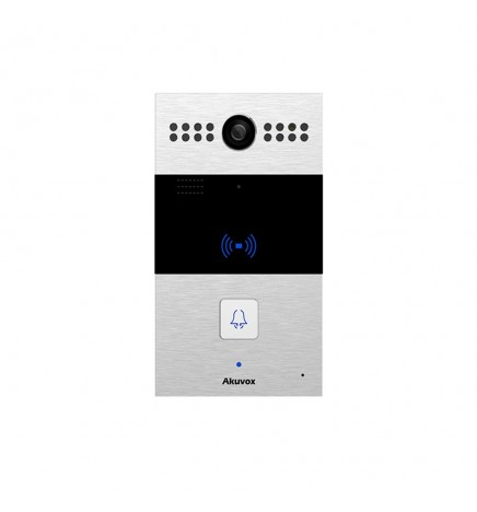 AKV-R26C Videocitofono IP Tecnologia SIP Scheda RF Monofamiliare