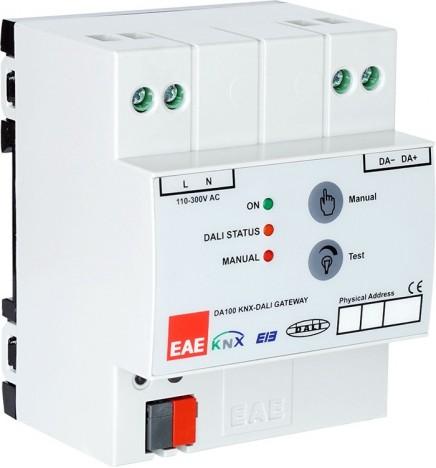 EAE DALI GATEWAY V2 64 Dispositivi & 16 Gruppi