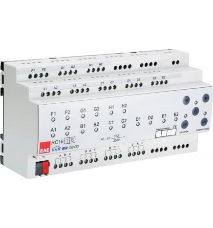 EAE KNX Room Controller Unit 16 Uscite + 16 Ingressi RCU1616