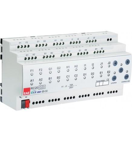 EAE KNX Room Controller Unit 20 Outputs RCU2000