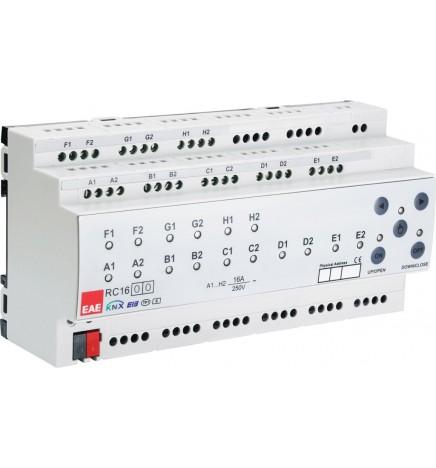 EAE KNX Controller 16 Uscite Attuatore Multifunzione RCU1600
