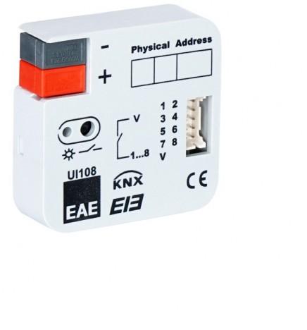 EAE Technology Universal Interface 8 Canali 6 Modalità Operative UI108