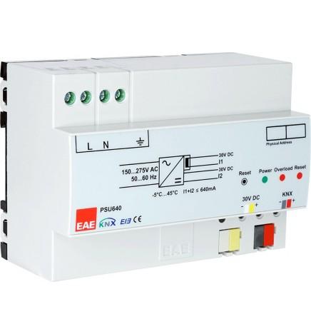 EAE Technology Alimentatore PS640 + Uscita 30 V CC