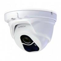 AVT Telecamera Dome IP POE IR 2MP H.265 Soffitto Parete, DGM1104QSP