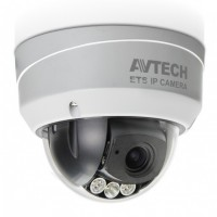 AVTECH Telecamera Dome IP POE IR Varifocale 2MP Soffitto IP66 AVM543