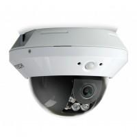 AVT Telecamera Dome IP PoE DWDR IR Soffitto Full HD 2MP AVM1203