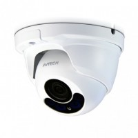AVTECH Telecamera Dome IP POE IR Varifocale 2MP Soffitto IP66 DGM1304