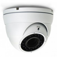 AVTECH Telecamera Dome IP POE IR Varifocale 2MP Soffitto IP66 AVM2432T