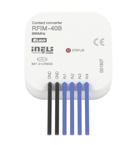 iNELS RF Convertitore Wireless 4 Contatti
