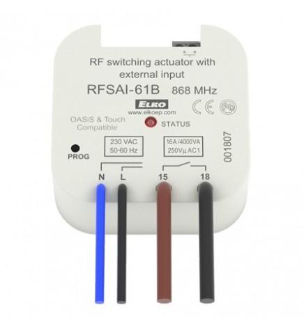 iNELS RF Unità Multifunzione Wireless 1CH 16A