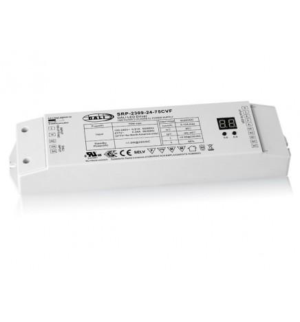 DALI-2.0 LED DRIVER 75W 24V max 3.12A 4 Canali