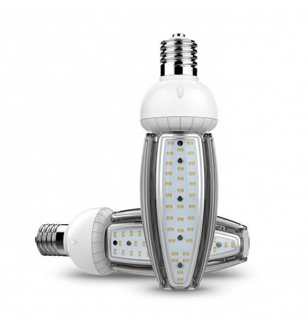 HID Retrofit LED-S23 Corn Light 30W IP65 (5000k 100-125W HPS / MHL)