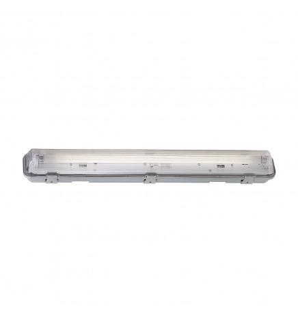 BIOLEDEX® Plafoniera Tubo LED 60cm 18W IP65 1350Lm 4000K