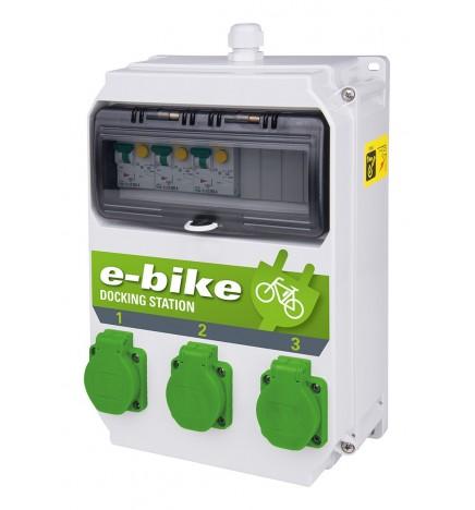 eMobility Stazione di ricarica e-Bike