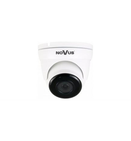 Novus Telecamera Vandal Proof IP 5 MPX P2P Onvif H.265 Video Analisi Serie 4000