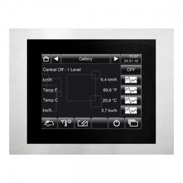 IPAS EIB/KNX Touchscreen Control ETS6C 64102-1341-01