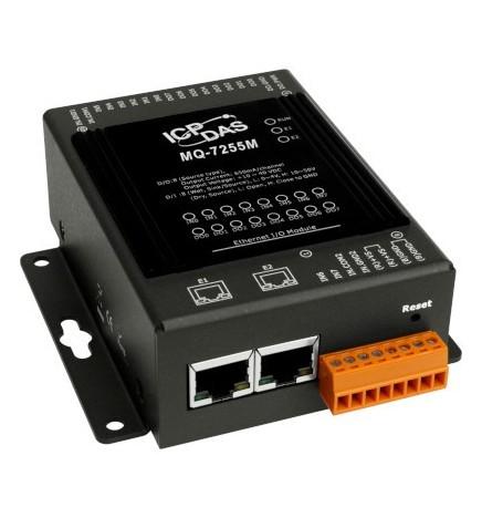 Switch Ethernet MQTT / 8 DI / 8DO