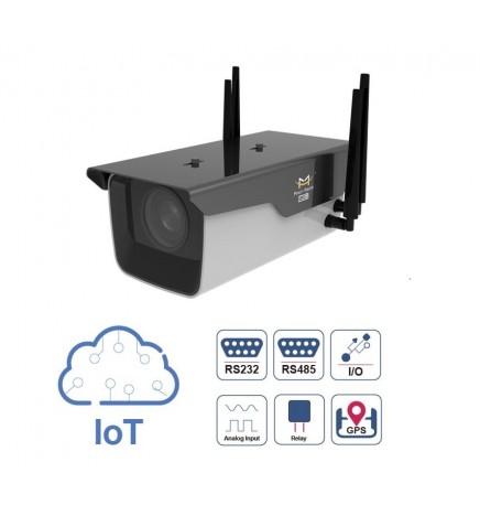 5G IoT HD Camera IO&Relay Uart RS232 & RS485 IP67