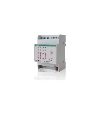 GVS EIB / KNX Attuatore TapparelleTende (4 DIN) AWBS-04/00.1