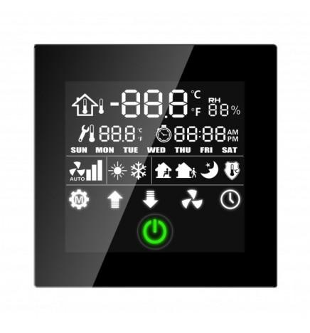 GVS EIB / KNX Temperature Control Panel