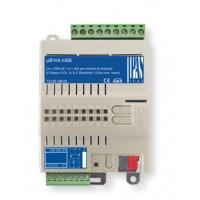 IPAS EIB/KNX μBrick io66 Attuatore 6In & 6Out (4 DIN) 72130-180-01