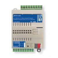 IPAS EIB/KNX μBrick o18 Attuatore 18 Out (4 DIN) 72130-180-05