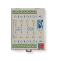 IPAS EIB/KNX PowerBlock o8 Attuatore 8 Out (4 DIN) 77024-180-01